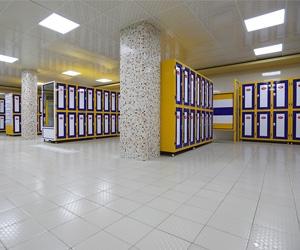 استخر فجر اصفهان