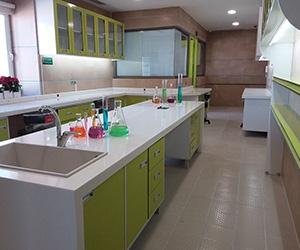 آزمایشگاه پور حکیم سینا- اصفهان