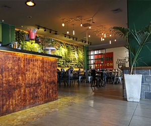رستوران فرش استیشن - اصفهان